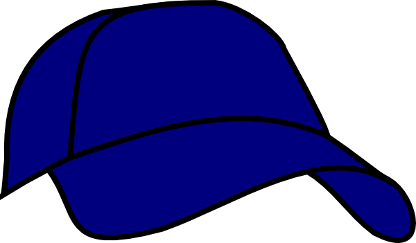 Download this image as: - Baseball Cap Clipart