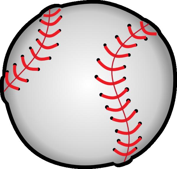 Baseball Clip Art At Clker Com Vector Clip Art Online Royalty Free