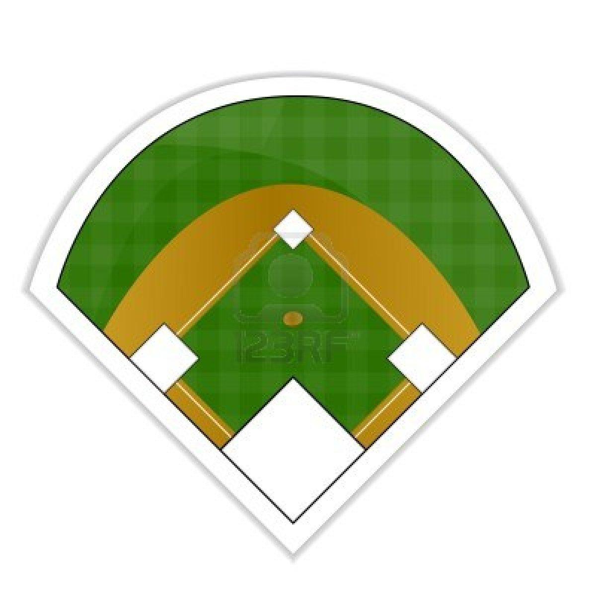 Baseball Diamond Clipart 7 Clip Art Pin