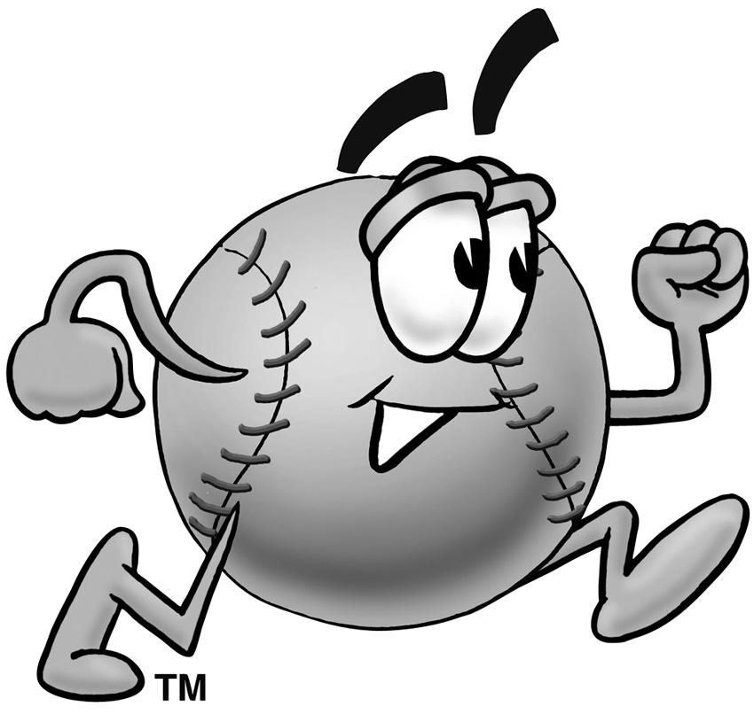 Baseball Free Clip Art