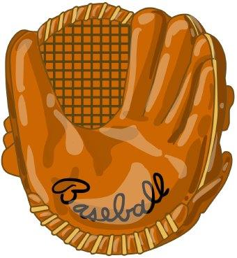 Baseball Glove clip art-Baseball Glove clip art-12