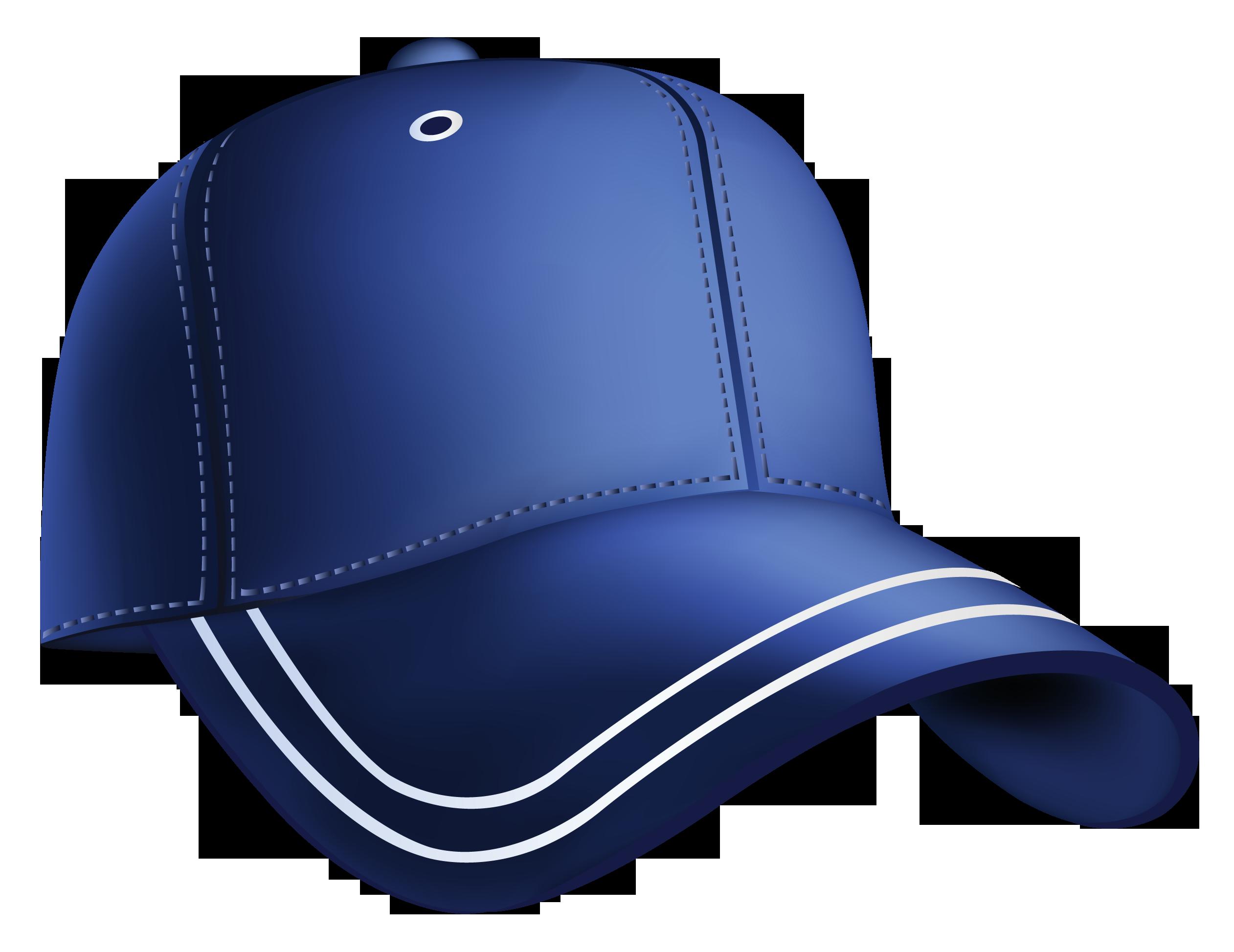 Baseball Hat Clip Art Clipart - Baseball Cap Clip Art