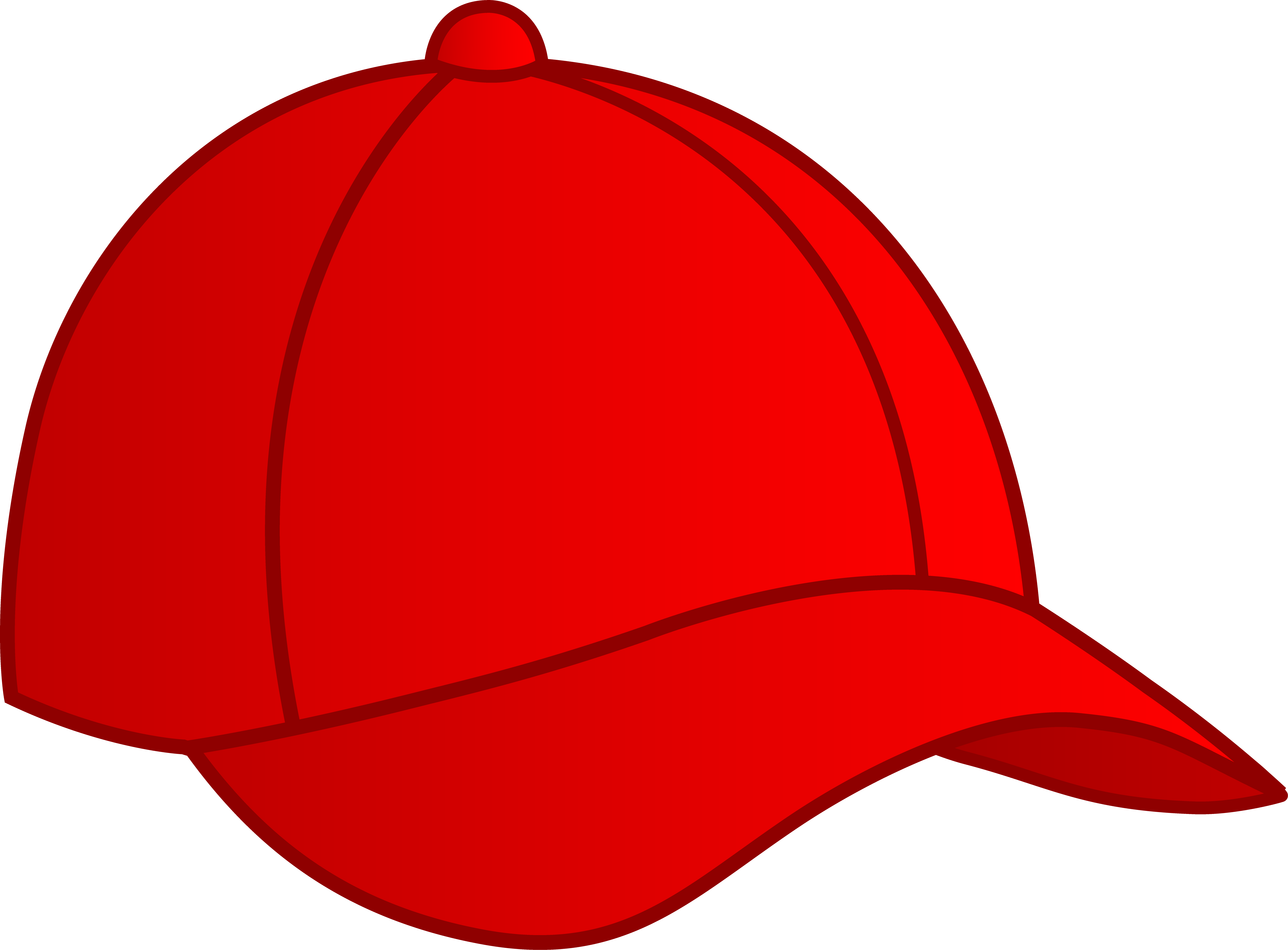 Baseball Hat Clipart Side View Free Clip-Baseball hat clipart side view free clipart images-1