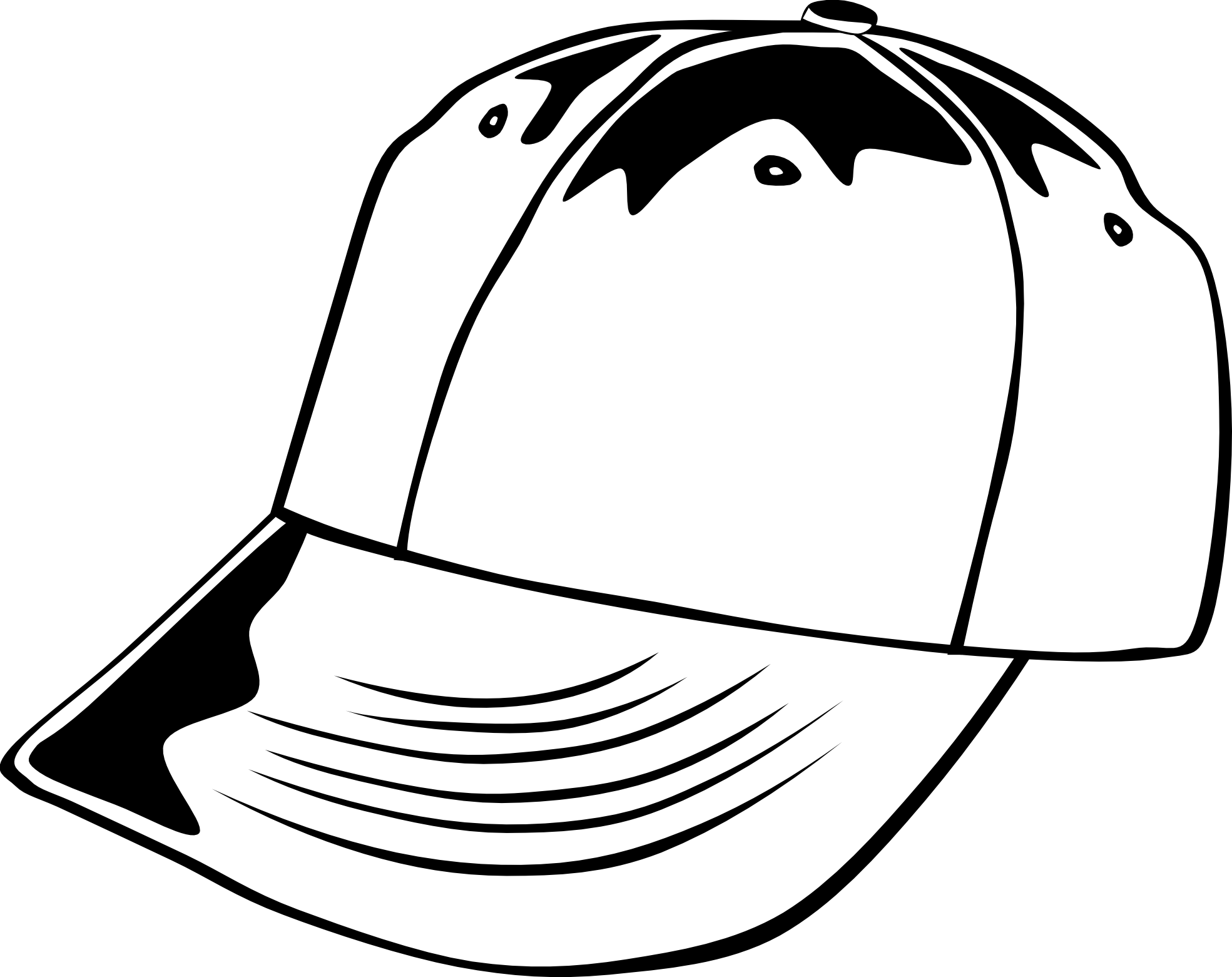 Baseball Hat Image Of Baseball Cap Clipa-Baseball hat image of baseball cap clipart 1 hat free 2-9