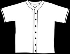 Baseball Jersey Clipart Look At Clip Art Images Clipartlook