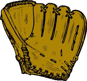 Baseball mitt baseball glove clip art fr-Baseball mitt baseball glove clip art free vector 4vector-18