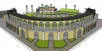 baseball park