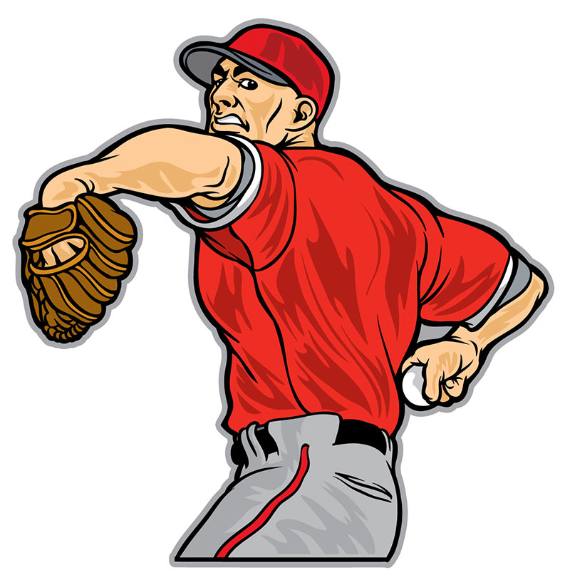 Baseball Pitcher Clipart-Baseball Pitcher Clipart-9