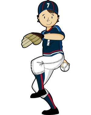 Baseball Pitcher Clipart Imag - Baseball Pitcher Clipart