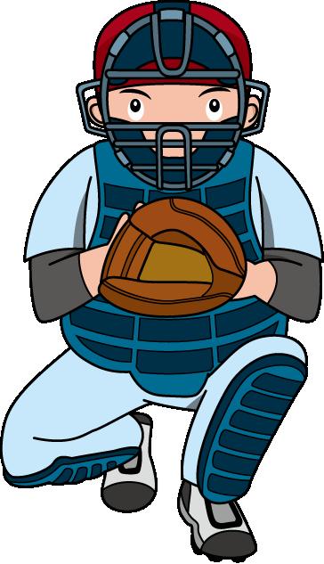 Baseball Player Clipart Catcher Clipart -Baseball Player Clipart Catcher Clipart Panda Free Clipart Images-4