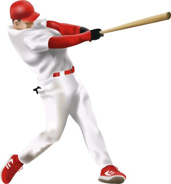 Baseball player pictures of people playing baseball free download clip art