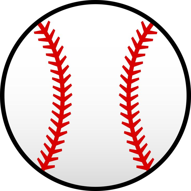 BASEBALL SEAMS SVG
