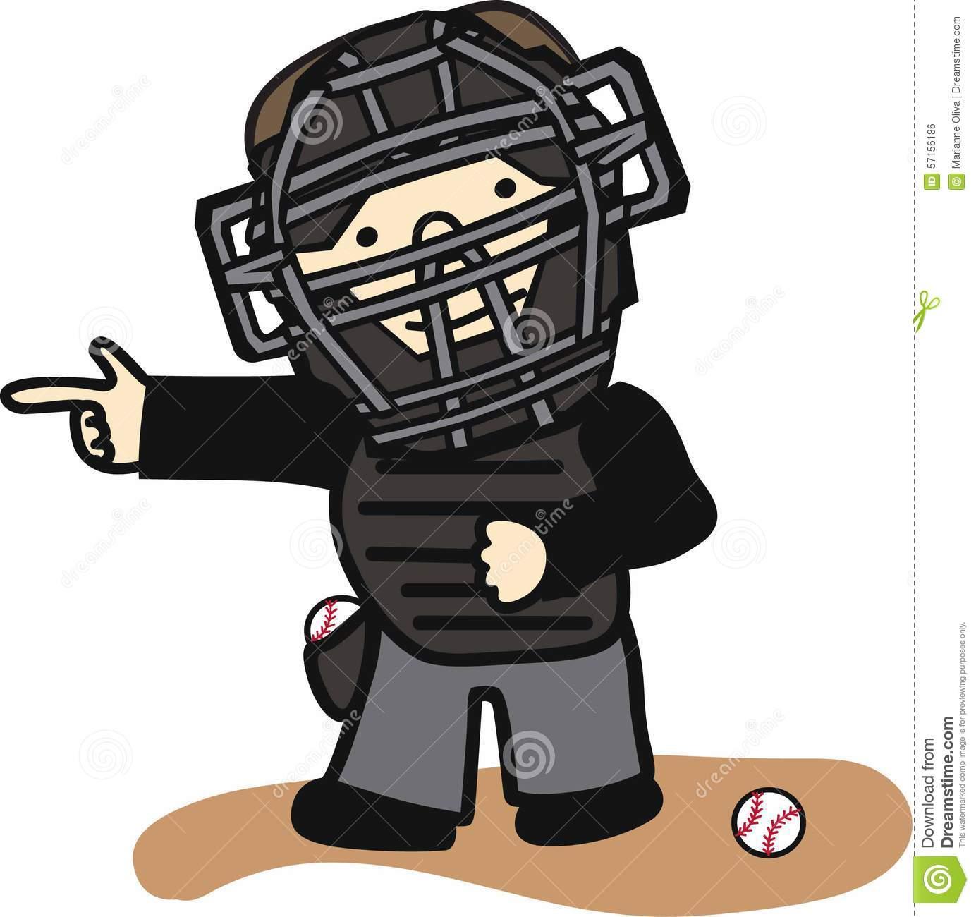 Baseball umpire clipar... pic source-Baseball umpire clipar... pic source-14