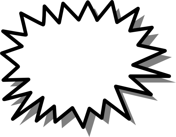 Starburst Clipart