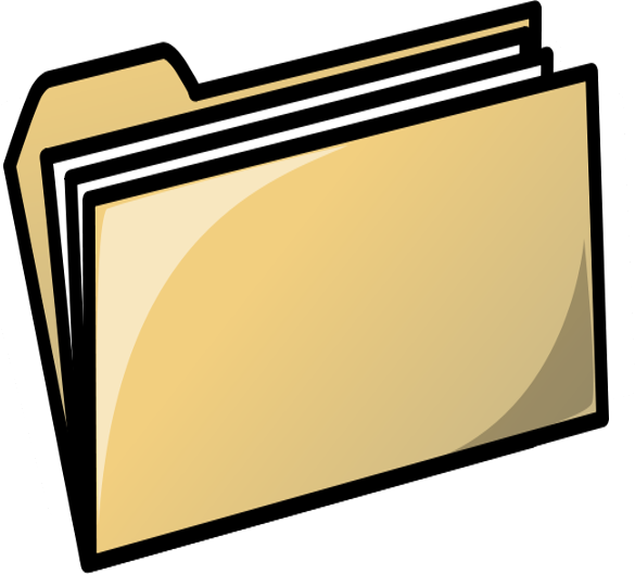 Basic File Folder
