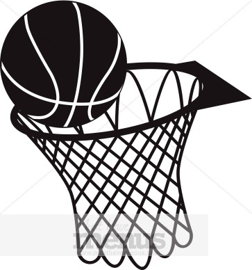 Basketball Clip Art
