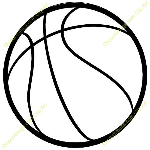 Basketball Clip Art-Basketball Clip Art-11