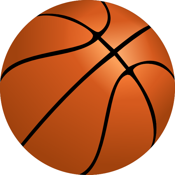 Basketball Clip Art-Basketball Clip Art-3