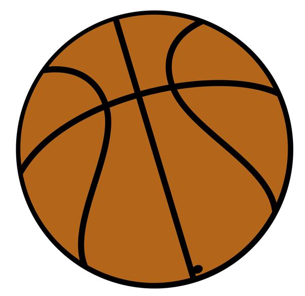 Basketball Clipart-basketball clipart-6