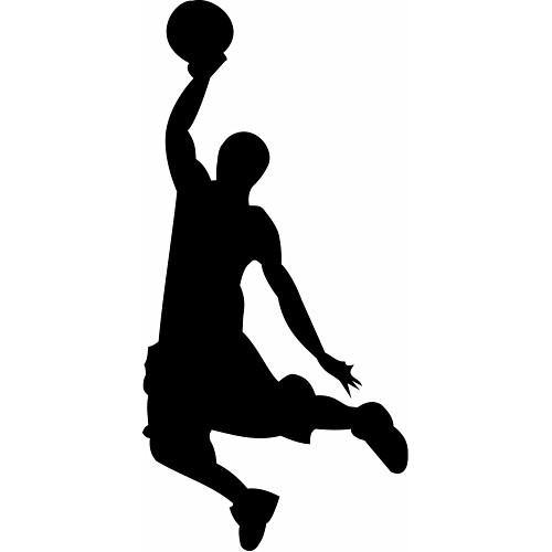 Basketball Player Clipart-basketball player clipart-2
