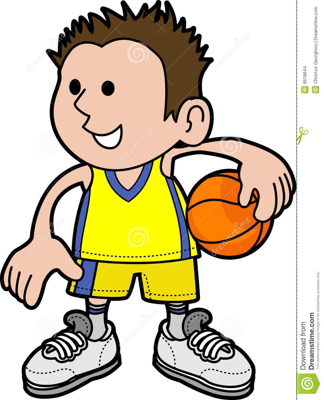 Basketball Player Shooting Clipart-basketball player shooting clipart-3