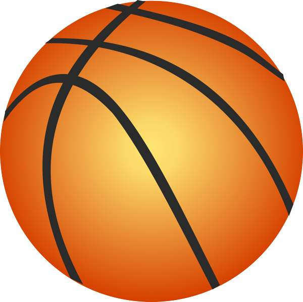 Basketball Clip Art Design - Basketball Clipart Images