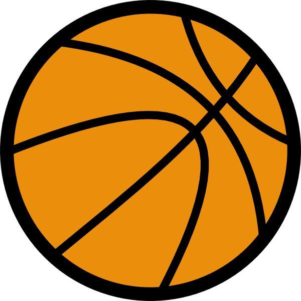 basketball clipart | Basketball clip art - vector clip art online, royalty free u0026amp; public