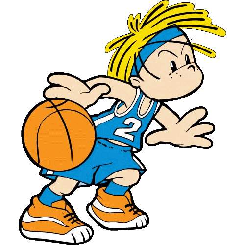 Basketball clipart free images 9