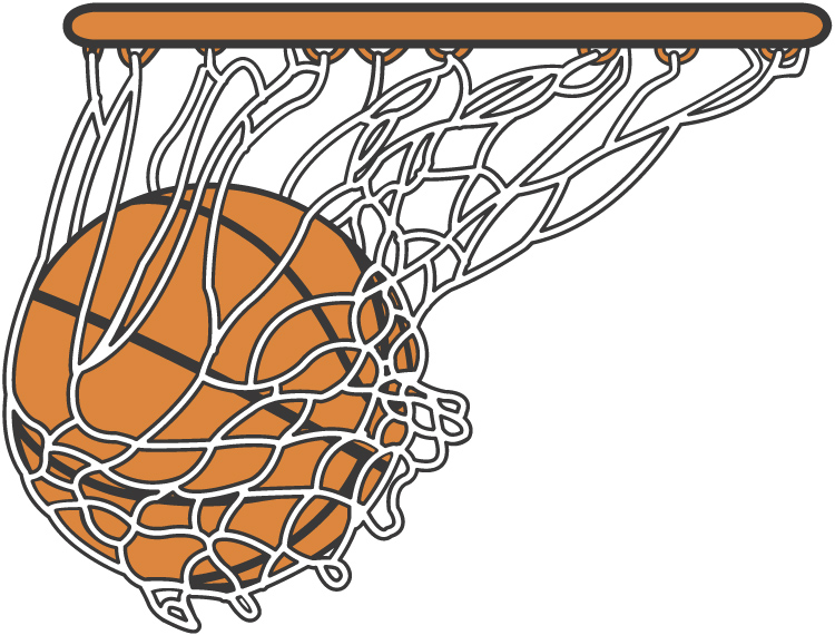 Basketball Going Through Net Clipart Clipart Panda Free Clipart
