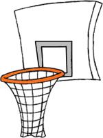 Basketball Hoop Clipart - ... 2a49503863-Basketball hoop clipart - ... 2a495038633fddb6b2918812de6b0f .-12