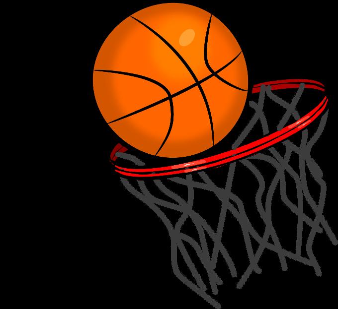 Basketball Hoop Clipart .-Basketball Hoop Clipart .-8