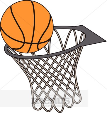 Basketball Hoop Clipart .-Basketball Hoop Clipart .-11