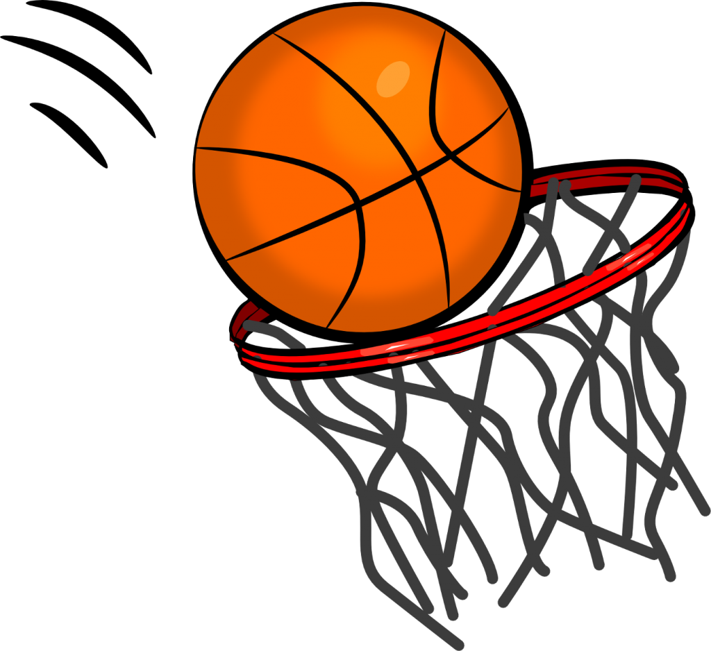 Basketball Images Clip Art