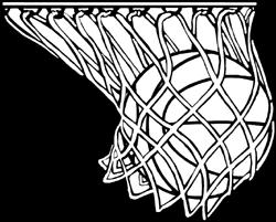 Basketball Net Clipart Best