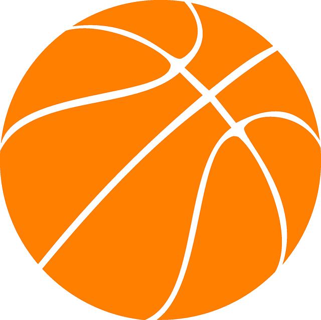 Basketball Orange Clipart
