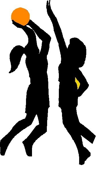 Basketball Player Clipart. 65 - Girls Basketball Clip Art