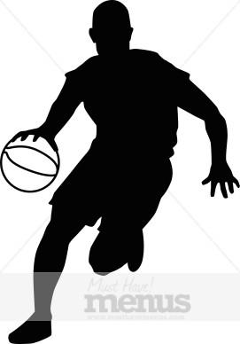 Basketball Player Clipart-Basketball Player Clipart-8