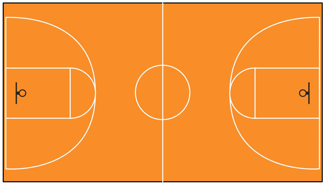 Basketball Solution Conceptdraw Com