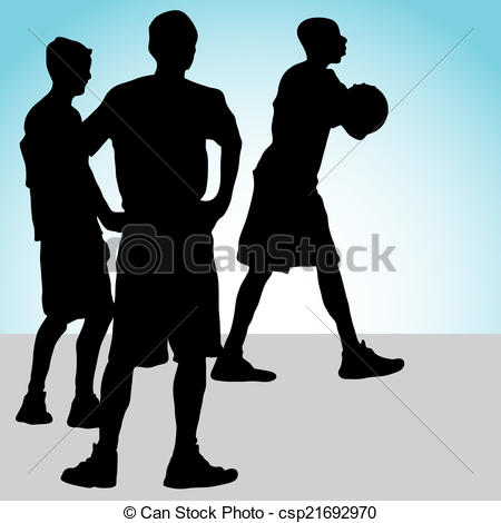 Basketball Team - Csp21692970-Basketball Team - csp21692970-7