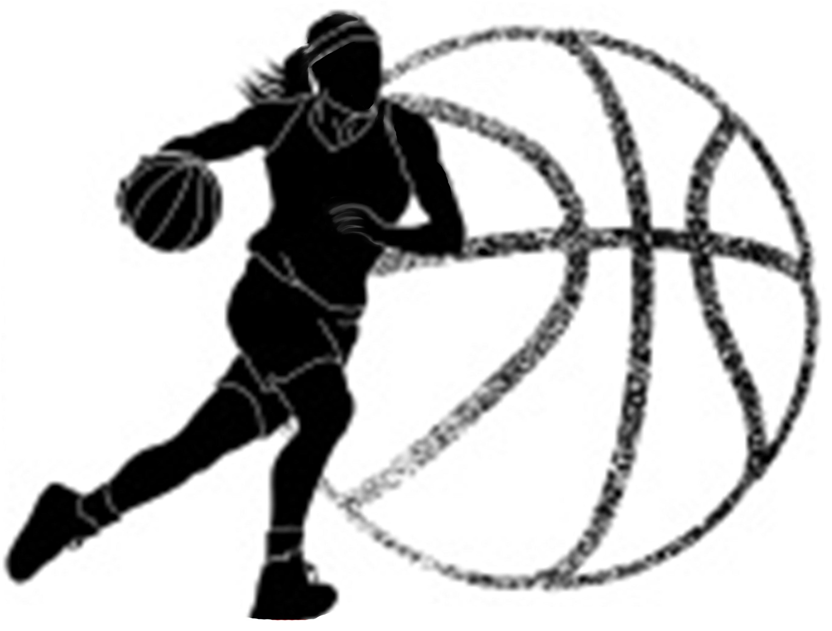 Basketball Team Clipart .