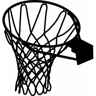 Basketball Vector Art Cliparts-Basketball Vector Art Cliparts-10
