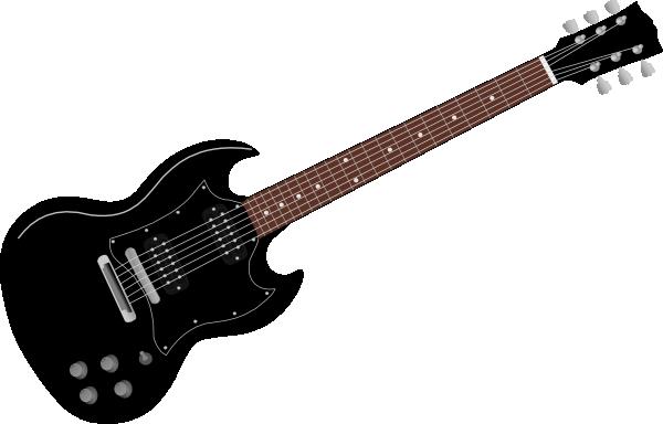 bass guitar clip art