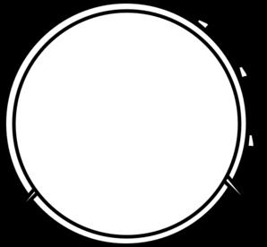Bass Drum Clip Art