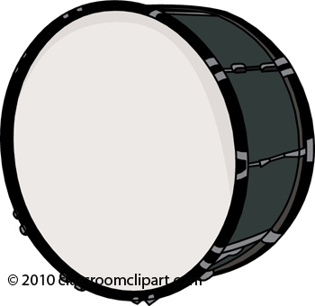 Bass Drum Clip Art