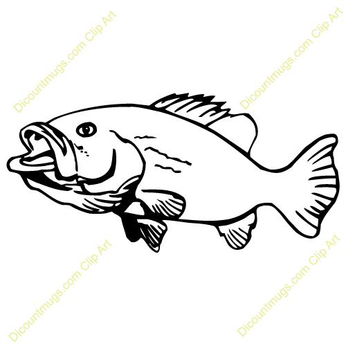 22 Bass Fish Clip Art Bass Clip Art Clipartlook