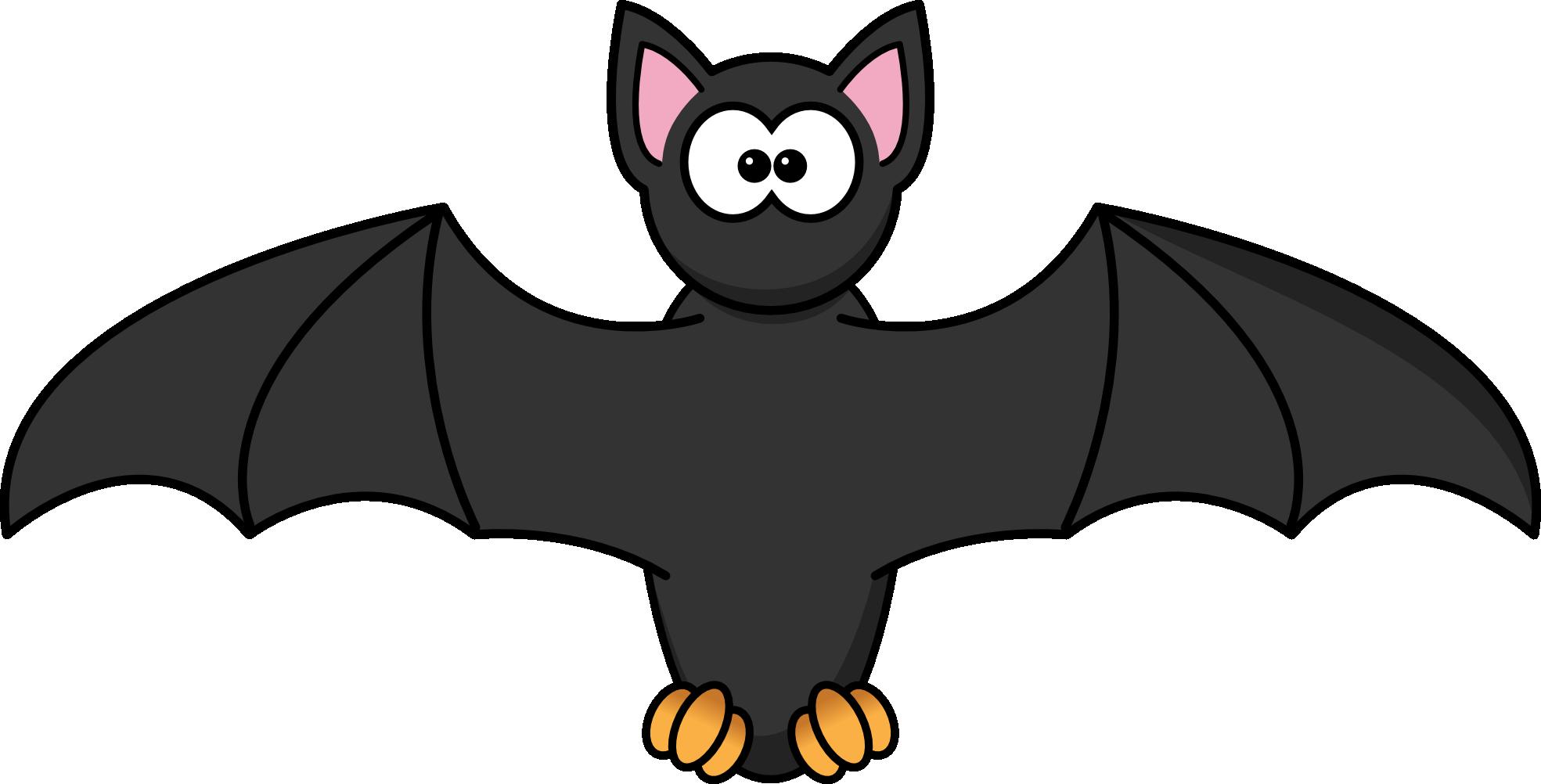 Bat Clip Art - Batclip