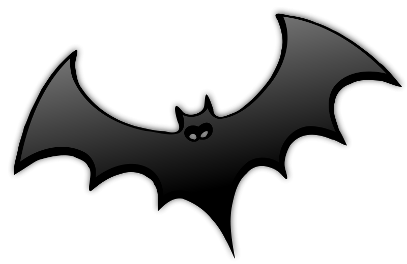 Bat Clip Art Can Be Used For Personal Or Commercial Purposes This Bat