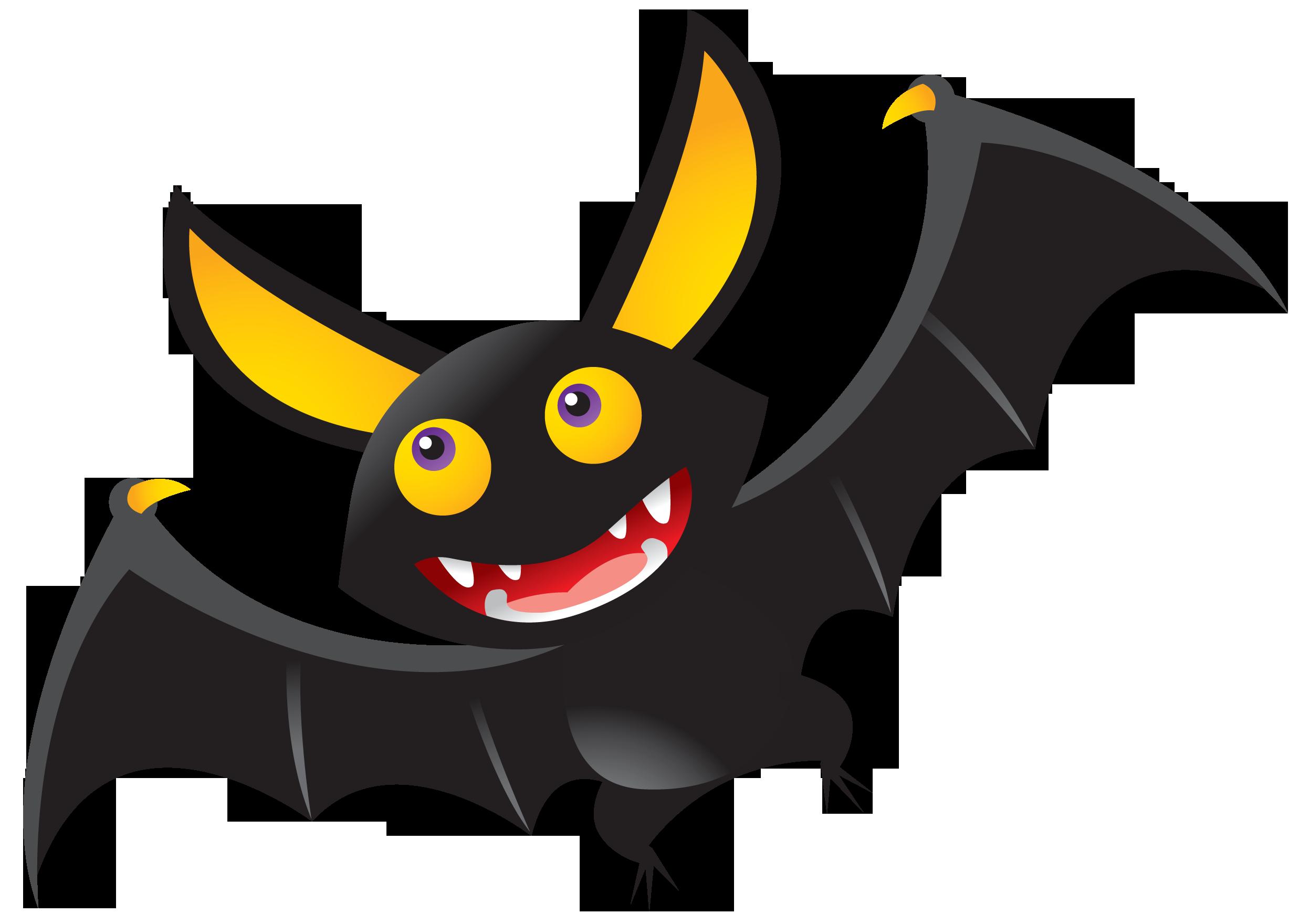 bat clipart - Batclip