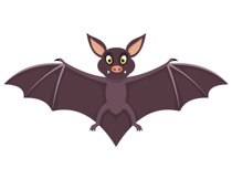 Bat With Wings Open Size: 48 Kb-Bat With Wings Open Size: 48 Kb-10