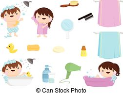 ... bath time children and set of bath set collection